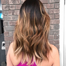 So excited to begin this hair journey with you _natalie_turni1 ! 😍😍😘😘 Its always exciting that first session you have with a new client beca