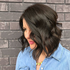 Sassy and classy 💁🏻♀️ color and cut o