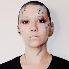 Had so much fun doing this Minimalistic yet edgy makeup for my girls _nehaya.jpg