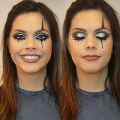 Glam clown in March_ 🤡 why not! 💁🏻♀️ Foundation _ _ashleysievertbeauty Of course!! 🙋🏻♀️🙌🏼