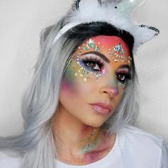 "Day 30 of 31_ ""Pastel Rainbow 🌈 Unicorn"