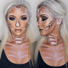 Let all the fun Halloween makeup post commence 😳🤗🤗🤗!!! I have so many please stay tuned .jpg