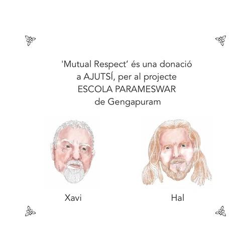 Carátula CD 'Mutual Respect'