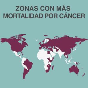 El cáncer en el mundo