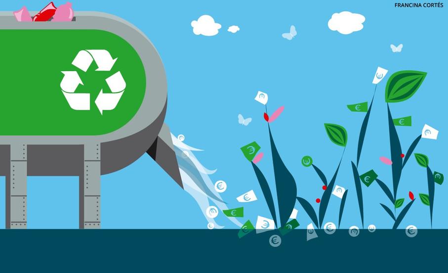 La revolución del reciclaje
