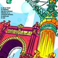 Ilustración de Barcelona 'El fervor de la ciudad en el Arc de Triomf'