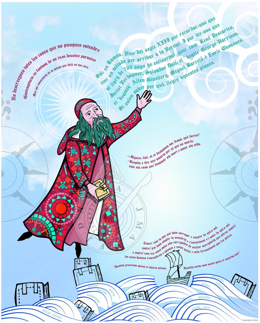 700 años de la muerte de Ramon Llull