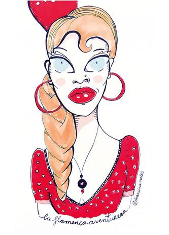 'la flamenca aventurera'