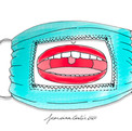 Ilustración 'Leer los labios para escuchar'
