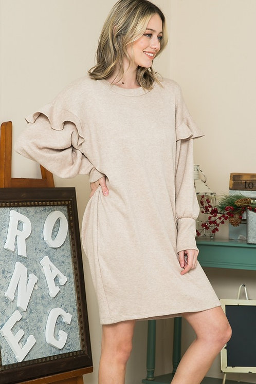 So Relaxed Sweater Dress