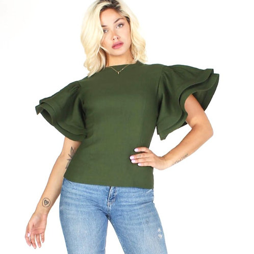 Hunter Green Shirt