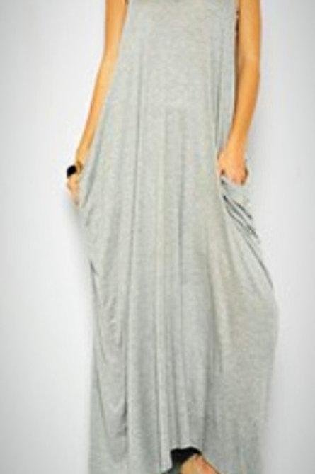 Nia Dress Grey