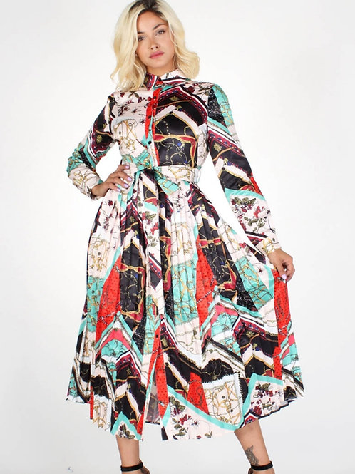 Graffiti Dress