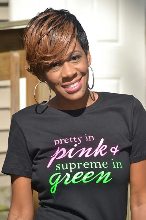 Pretty In Pink Tee