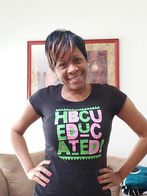 HBCU Educated Tee