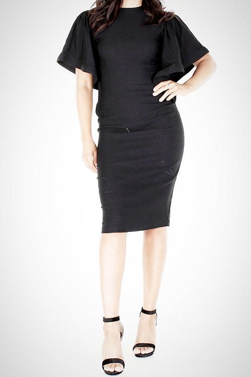 KD Black Dress