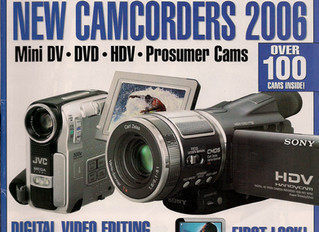 Panpilot in Camcorder & Computer Video