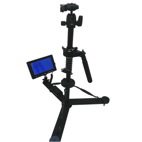 Panpilot Stabilizer with Monitor and Bogen Head Unit