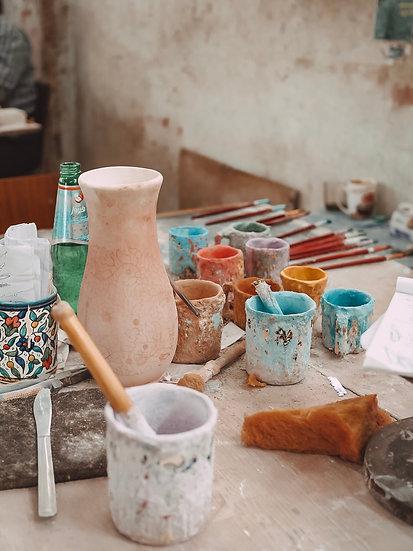 Hebron Pottery