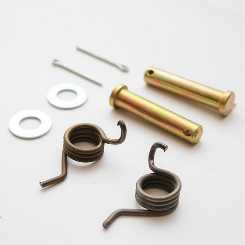 Foot Peg Spring Hardware Kit