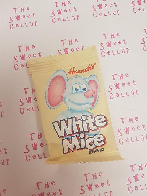 White mice bar