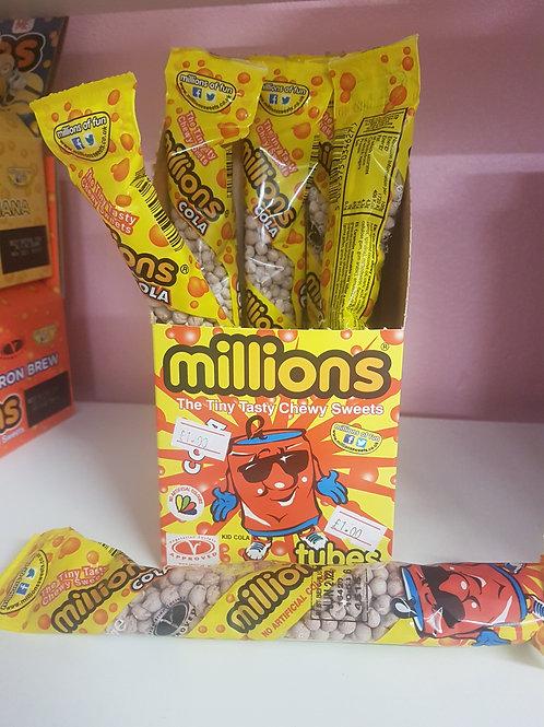 Cola million