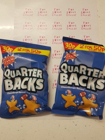 Quarter backs