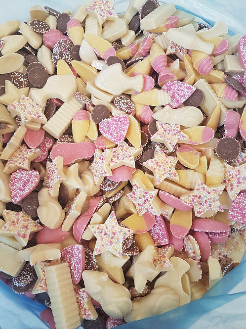 Chocolate flavour mix