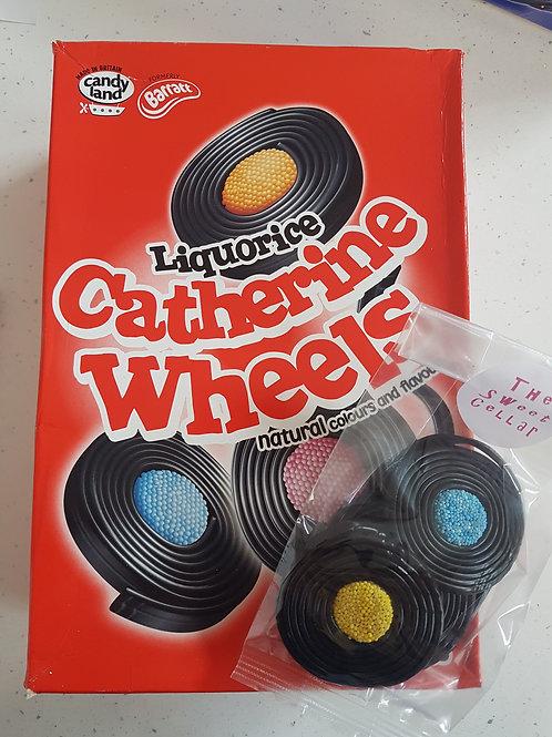 Liquorice Catherine wheel