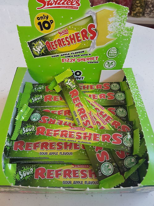 Sour Apple Refreshers