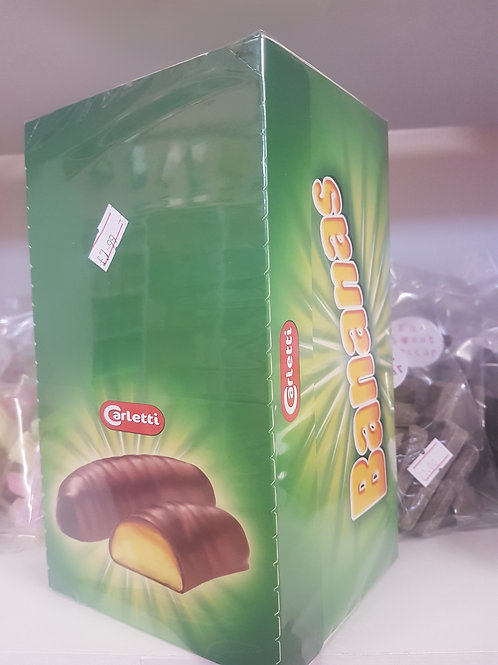 Chocolate banana box