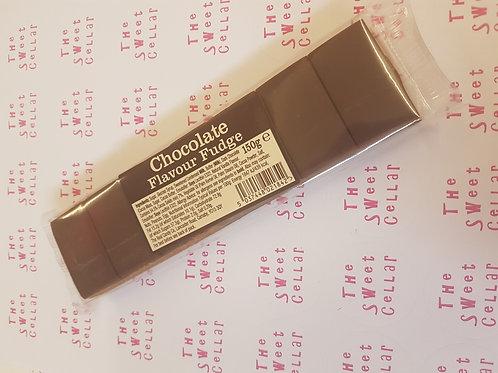 Chocolate flavour Fudge