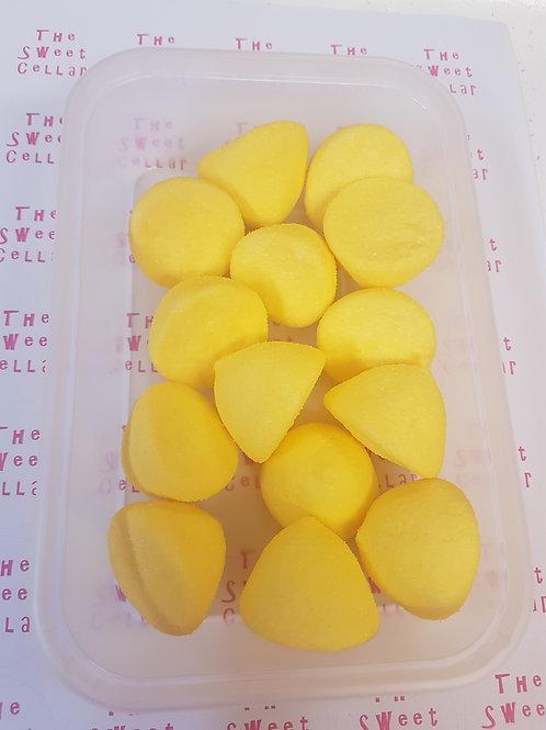 Yellow Paintball Marshmallow
