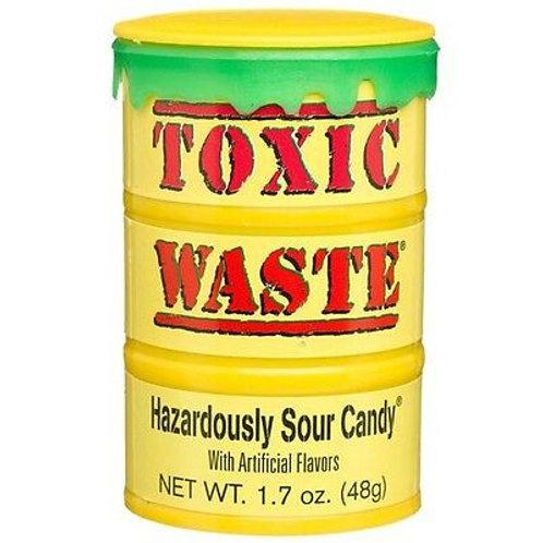 Toxic Yellow drum
