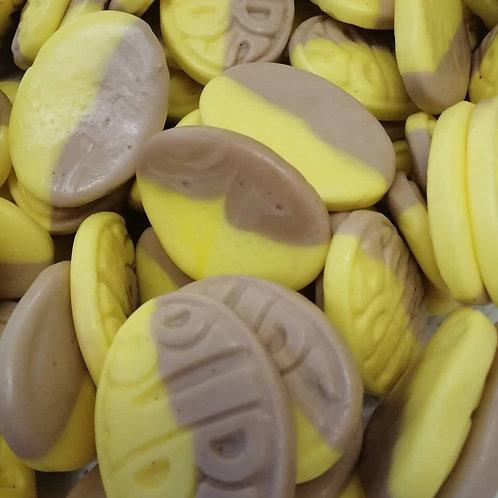 BUBS Banana & Caramel