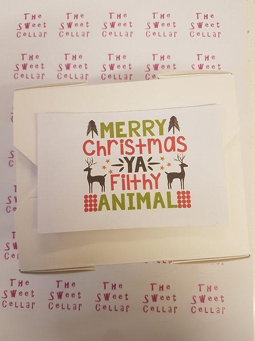 Christmas small  box