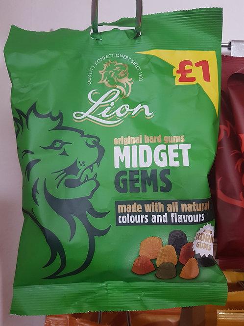 Lion Midget gems