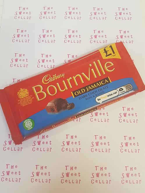 Cadbury Bournville Old Jamaica
