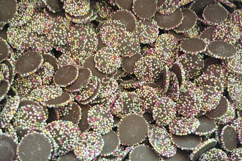 Chocolate flavour Jazzies 130g