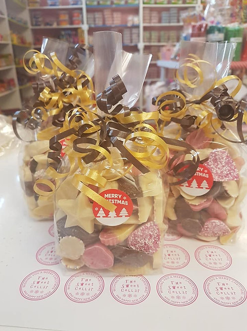 Small Chocolate flavour mix