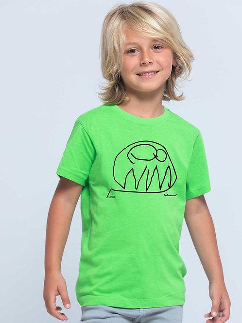 Camiseta Niño Corta LUBRUMU
