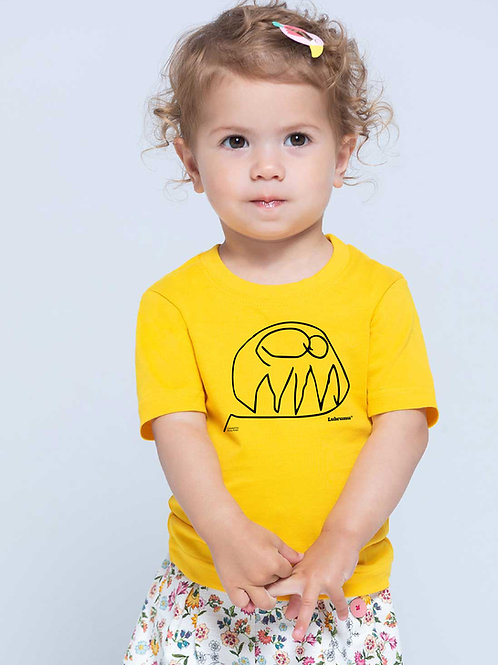 Camiseta Bebe LUBRUMU