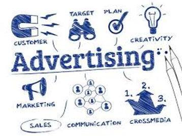 HANC Calendar Advertisements