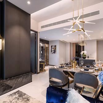 Marina One | Living Area