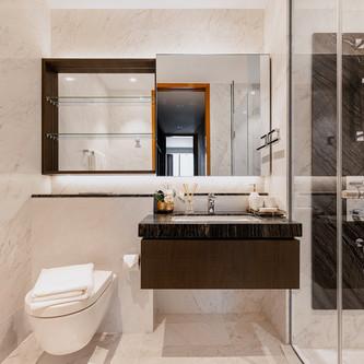 Marina One | Master Bathroom