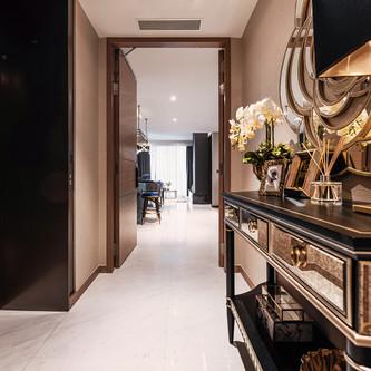 Marina One | Foyer Details