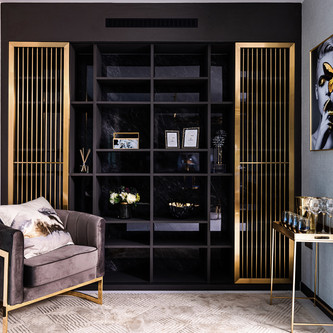 Marina One | Shelf Display