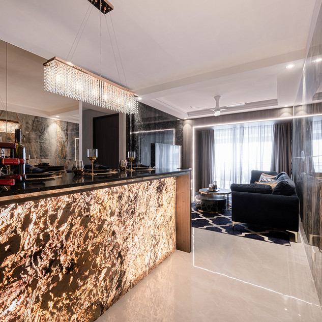 City View II | Dining Area