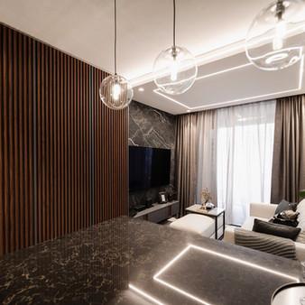 Le Quest I | Living Room
