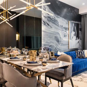 Marina One | Dining Area